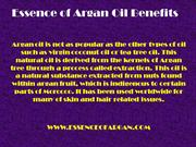 Sharing the Essence of Argan Miracle - 100% Pure Moroccan Argan Oil