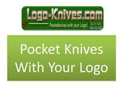 Pocket Knives With Your Logo
