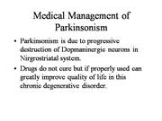Parkinson Disease