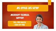 Microsoft Technical Support - Ms Office 365 Setup