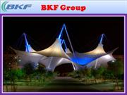 Tensile Structure Manufacturer in Delhi | Bkf Group