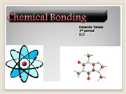 Chemical Bonding/eduardo