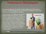 Commercial & Office Moving | Professional Office Movers Toronto