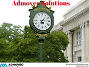 Admoveo Solutions best qualty of Wi-Fi Clocks