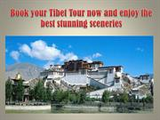 Book your Tibet Tour now and enjoy the best stunning sceneries