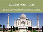 Mumbai Agra tour | Travel N Tours India