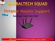 Netgear Router Support Toll-Free:1-800-294-5907