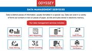 Back Office Support Company India | Best Data Management Services