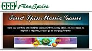 Online Spin Mania Game