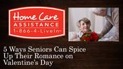5 Ways Seniors Can Spice Up Their Romance on Valentine's Day