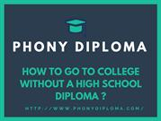 How To Get Copy Of High School Diploma