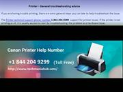 1-844-204-9299 Printer technical support phone number