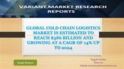 GLOBAL COLD CHAIN LOGISTICS MARKET
