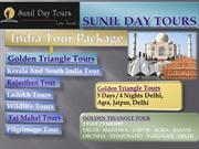 Sunil Day Tours Same Day Agra Tour