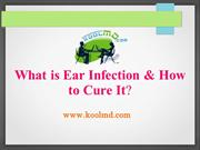 telehealth services for ear infections and cures.