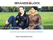 Brandslock  Latest Trends And Designs Leather Jackets Experts