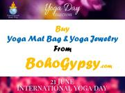 International Yoga Day Collections from BohoGypsy