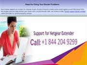 Contact 1-844-204-9299 Router support phone number