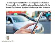 Ride Sharing Apps in Indonesia,On-demand Laundry Market,On Demand Groc