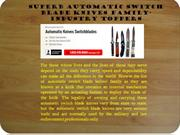 Superb Automatic Switch Blade Knives Family- Industry Toppers