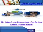 Indian Exports Data