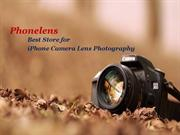 Phonelens - Best Store for iPhone Camera Lens Photography