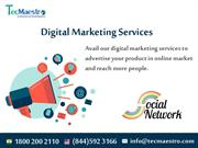 One-Stop Destination for All Digital Marketing Needs