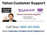 Yahoo regarding help call Yahoo Support Number For Uk 0800-404-9463