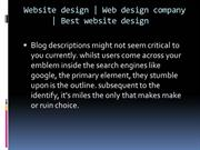 Website design | Web design company | Best website design