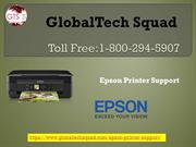 Support For Epson Printer Toll-Free:1-800-294-5907