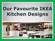 Our Favourite IKEA Kitchen Designs