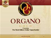 Organo Gold ppt3
