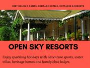 OPEN SKY RESORTS- Handpicked Holiday Lodges