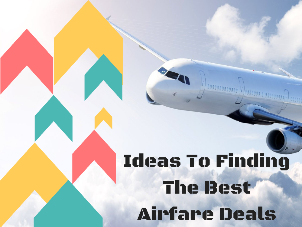 how to get the best deals on airline tickets