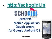 CETEX 2010 Android SDK by Schogini