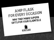 A Hip Flask For Every Occasion