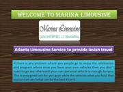 Limo Services in Atlanta GA - Limo Services in Atlanta