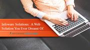 Infoware Solutions  A Web Solution You Ever Dreamt Of