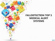 Falldetection Top 5 Medical Alert System