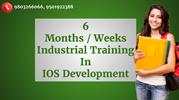 IOS Training - 6 Months / Weeks Industrial Training