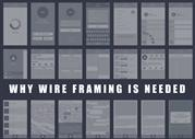 WHY WIRE FRAMING IS NEEDED