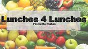 Lunches 4 Lunches