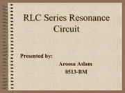 a comparison of the predicted and actual resistance in a circuit of resistor combinations in series  The meaning of potential differences in series combinations actual value of the resistance will vary this series resistor.