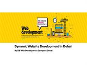 Dynamic Website Development In Dubai