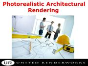 Photorealistic Architectural Rendering