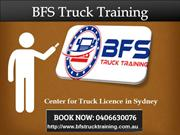 How to get HC Licence Training in Australia