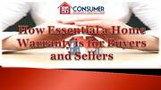 How Essential a Home Warranty is for Buyers and Sellers