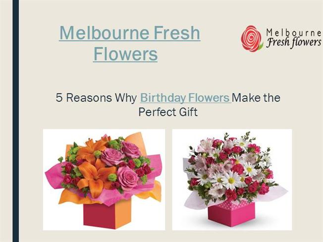 Birthday Flowers Delivery In Melbourne Fresh