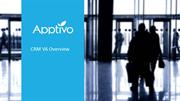 CRM V6 Launch Overview - Apptivo