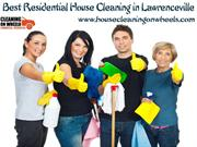 Best Residential House Cleaning in Lawrenceville